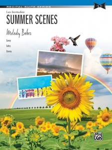 Melody Bober - Summer Scenes